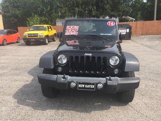 2016 Jeep Wrangler 4X4 Sport in Mansfield, OH 44903
