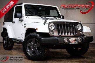 2016 Jeep Wrangler Freedom Oscar Mike Edition in Addison, TX 75001