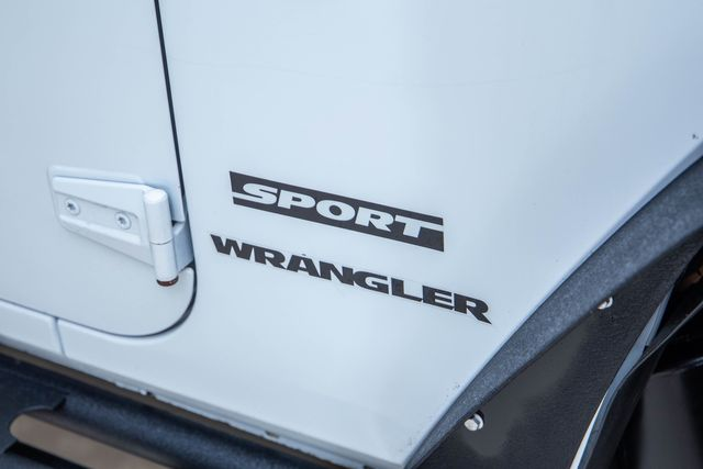 2016 Jeep Wrangler Sport 4x4 in Addison, Texas 75001