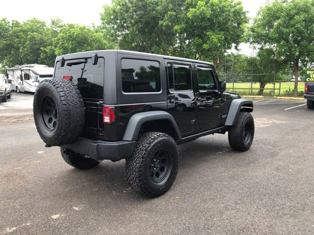 2016 Jeep Wrangler Unlimited Rubicon in Boerne, Texas 78006