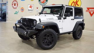 2016 Jeep Wrangler Willys Wheeler in Carrollton, TX 75006