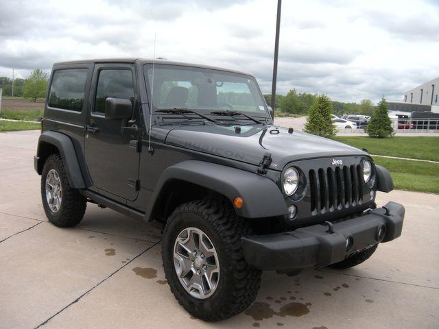 2016 Jeep Wrangler Rubicon Chesterfield, Missouri