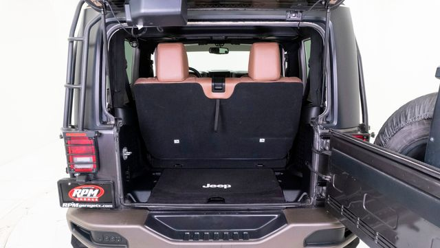 2016 Jeep Wrangler 75th Anniversary with Many Upgrades in Dallas, TX 75229