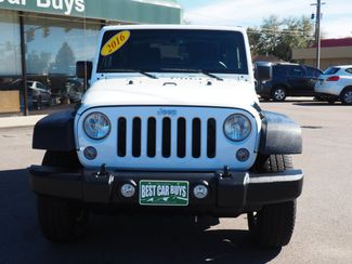 2016 Jeep Wrangler Sport Englewood, CO 1