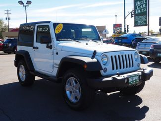 2016 Jeep Wrangler Sport Englewood, CO 2