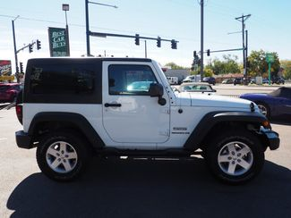2016 Jeep Wrangler Sport Englewood, CO 3