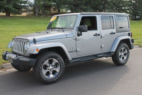 2016 Jeep Wrangler Unlimited Sahara 4WD in Great Falls, MT