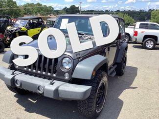 2016 Jeep Wrangler Sport - John Gibson Auto Sales Hot Springs in Hot Springs Arkansas