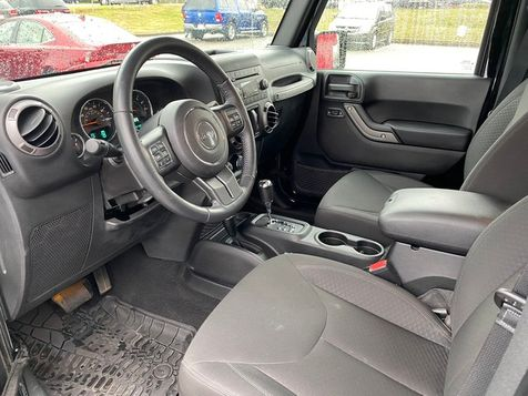 2016 Jeep Wrangler Sport   Huntsville, Alabama   Landers Mclarty DCJ & Subaru in Huntsville, Alabama