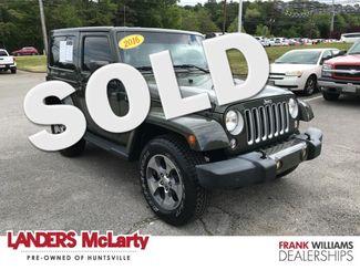 2016 Jeep Wrangler Sahara | Huntsville, Alabama | Landers Mclarty DCJ & Subaru in  Alabama