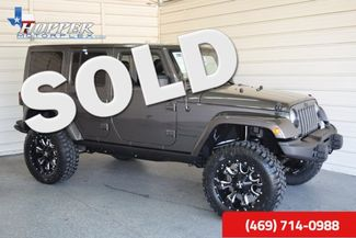 2016 Jeep Wrangler Unlimited Sahara LIFTING!! HLL in McKinney Texas, 75070