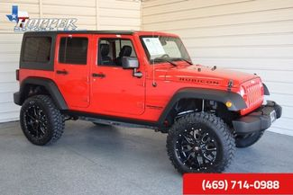 2016 Jeep Wrangler Unlimited Rubicon LIFTED!! HLL in McKinney Texas, 75070
