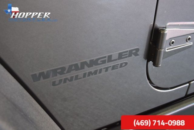 2016 Jeep Wrangler Unlimited Sport LIFTING!! HLL in McKinney Texas, 75070