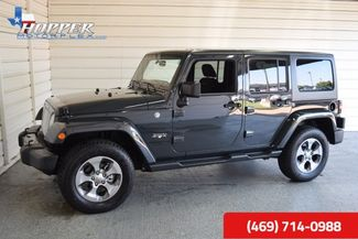 2016 Jeep Wrangler Unlimited Sahara LIFTING!!! HLL in McKinney Texas, 75070