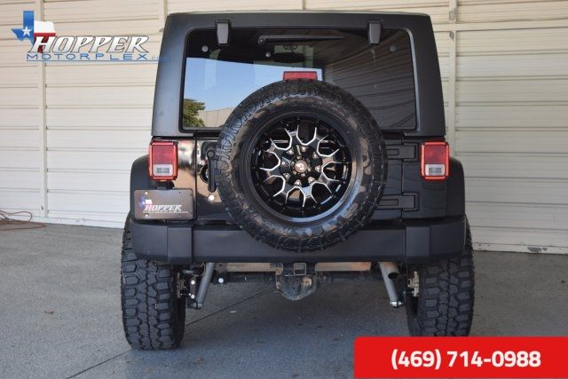 2016 Jeep Wrangler Unlimited Sport LIFTED HLL in McKinney, Texas 75070