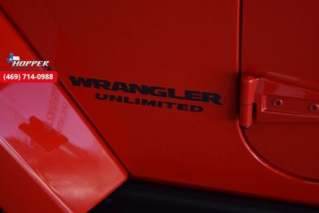 2016 Jeep Wrangler Unlimited Rubicon LIFTING!! HLL in McKinney Texas, 75070