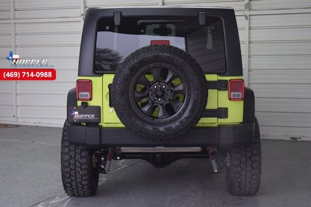 2016 Jeep Wrangler Unlimited Rubicon LIFTED!! in McKinney Texas, 75070