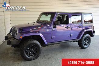 2016 Jeep Wrangler Unlimited Sahara LIFTING!!! HLL in McKinney Texas, 75070