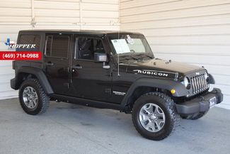 2016 Jeep Wrangler Unlimited Rubicon in McKinney Texas, 75070
