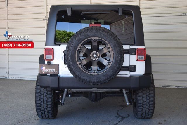 2016 Jeep Wrangler Unlimited Sport NEW LIFT AND TIRES in McKinney Texas, 75070