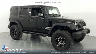 2016 Jeep Wrangler Unlimited Sport PRO COMP WHEELS AND TIRES in McKinney Texas, 75070