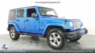 2016 Jeep Wrangler Unlimited Sahara in McKinney, Texas 75070