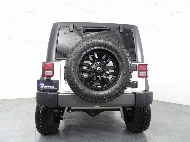 2016 Jeep Wrangler Unlimited Sport LIFT/CUSTOM LIFT AND TIRES in McKinney, Texas 75070