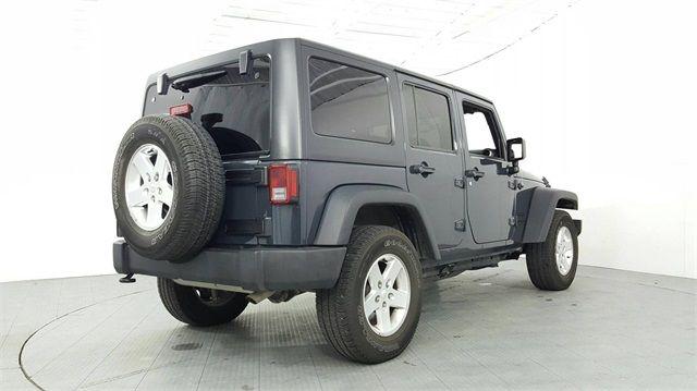 2016 Jeep Wrangler Unlimited Sport Custom Lift Wheels & Tires in McKinney, Texas 75070