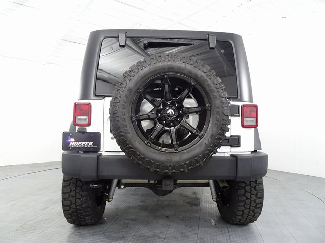 2016 Jeep Wrangler Unlimited Sport CUSTOM LIFT/WHEELS AND TIRES in McKinney, Texas 75070