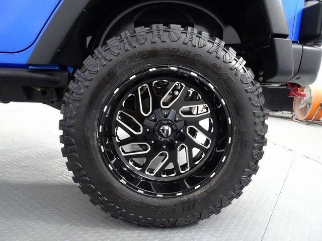 2016 Jeep Wrangler Unlimited Rubicon LIFT/CUSTOM WHEELS AND TIRES in McKinney, Texas 75070