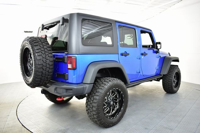 2016 Jeep Wrangler Unlimited Rubicon NEW CUSTOM LIFT/WHEELS AND TIRES in McKinney, Texas 75070