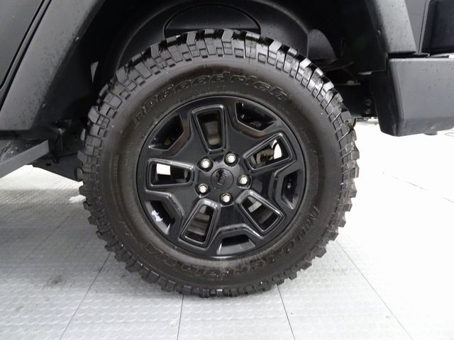 2016 Jeep Wrangler Unlimited Willys Wheeler in McKinney, Texas 75070