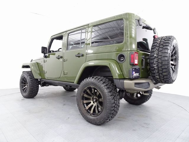 2016 Jeep Wrangler Unlimited Sahara 75th Anniversary Edition LIFT/... in McKinney, Texas 75070