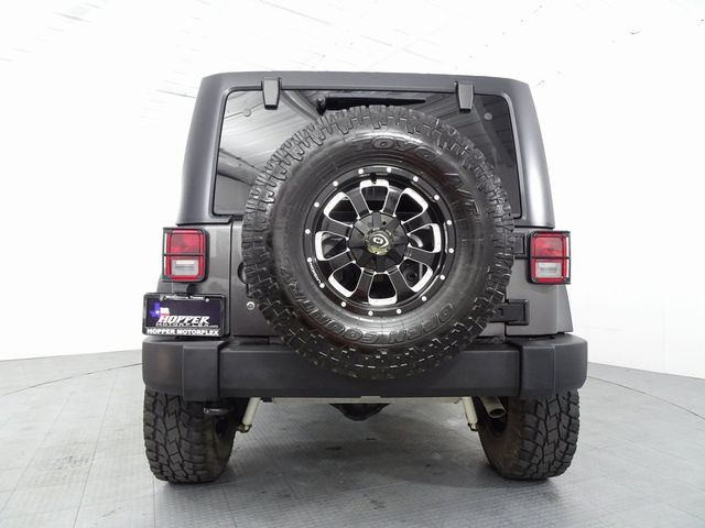 2016 Jeep Wrangler Unlimited Sport CUSTOM WHEELS AND TIRES in McKinney, Texas 75070