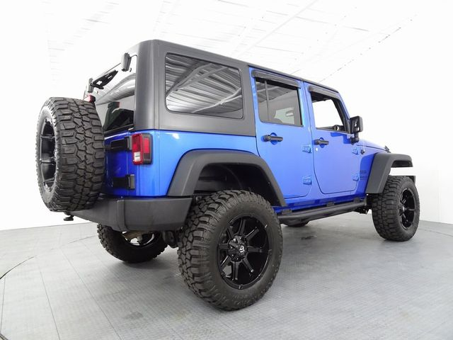2016 Jeep Wrangler Unlimited Sport LIFT/CUSTOM WHEELS AND TIRES in McKinney, Texas 75070