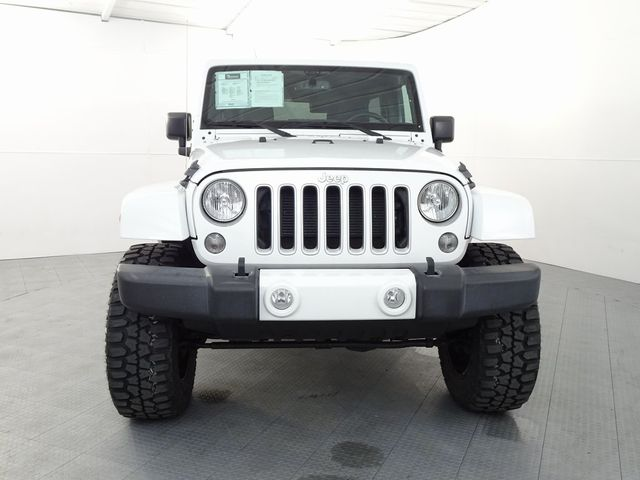 2016 Jeep Wrangler Unlimited Sahara LIFT/CUSTOM WHEELS AND TIRES in McKinney, Texas 75070