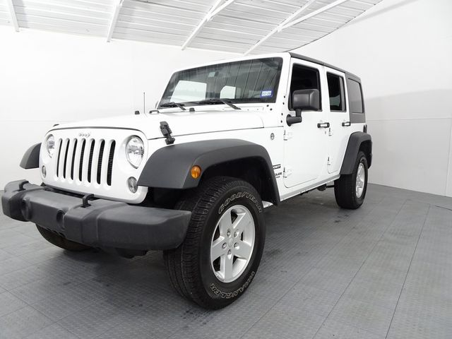 2016 Jeep Wrangler Unlimited Sport in McKinney, Texas 75070