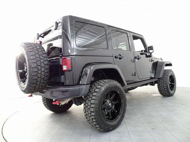 2016 Jeep Wrangler Unlimited Rubicon Anniversary Edition in McKinney, Texas 75070