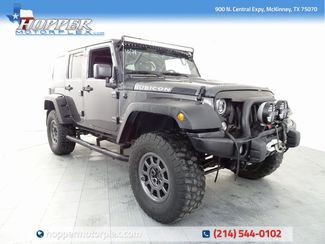 2016 Jeep Wrangler Unlimited Rubicon in McKinney, Texas 75070