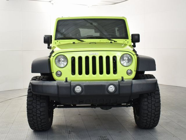 2016 Jeep Wrangler Unlimited Sport NEW LIFT/CUSTOM WHEELS AN TIRES in McKinney, Texas 75070