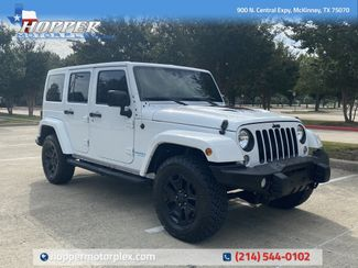 2016 Jeep Wrangler Unlimited Sahara Back Country edition in McKinney, Texas 75070