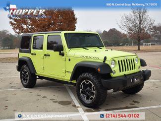 2016 Jeep Wrangler Unlimited Rubicon in McKinney, Texas 75070