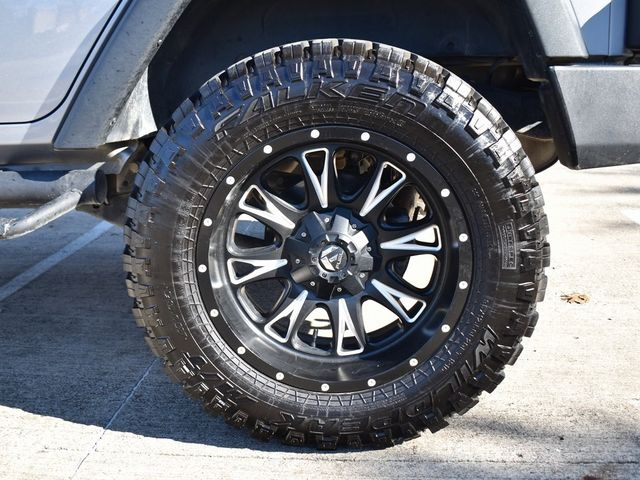 2016 Jeep Wrangler Unlimited Rubicon LIFTED/CUSTOM WHEELS AND TIRES in McKinney, Texas 75070
