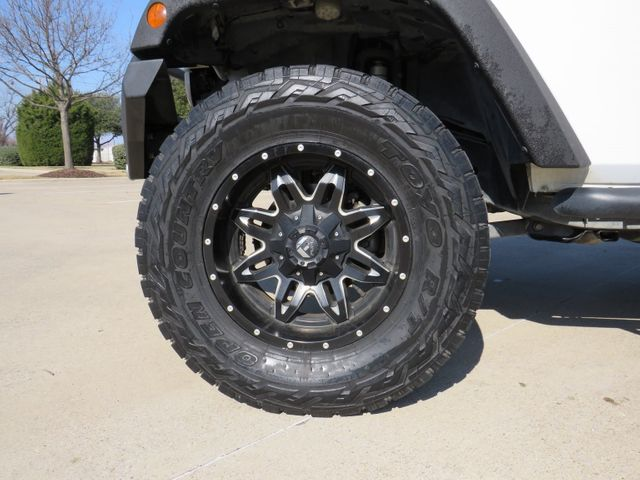 2016 Jeep Wrangler Unlimited Sport Lifted in McKinney, Texas 75070
