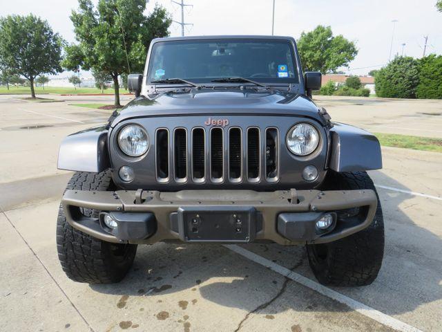 2016 Jeep Wrangler Unlimited Sahara CUSTOM LIFT/WHEELS AND TIRS in McKinney, Texas 75070
