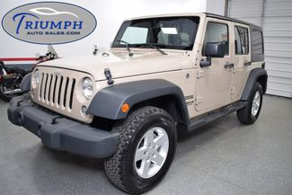 2016 Jeep Wrangler Unlimited Sport in Memphis, TN 38128