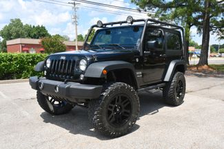 2016 Jeep Wrangler Sport in Memphis, Tennessee 38128