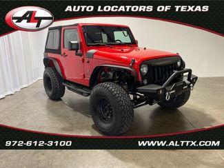 2016 Jeep Wrangler Sport in Plano, TX 75093