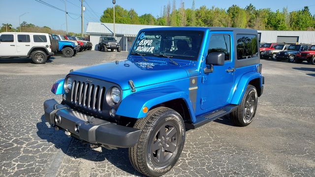 2016 Jeep Wrangler OSCAR MIKE ED. in Riverview, FL 33578