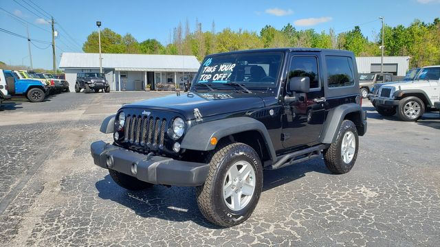 2016 Jeep Wrangler Sport in Riverview, FL 33578